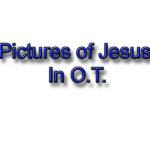Jesus In The Psalms