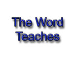 The Word Teaches on Heaven