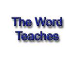 The Bible Its Symbols – A Sword